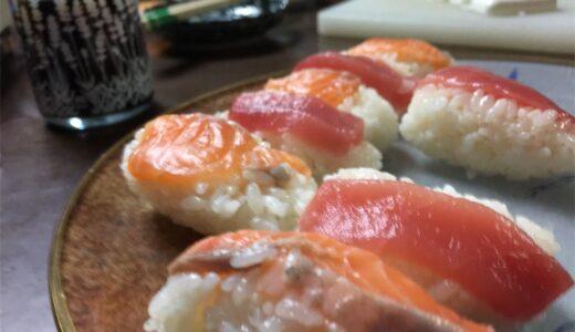 卒業のお祝いは親子で手作りできる手まり寿司がオススメ
