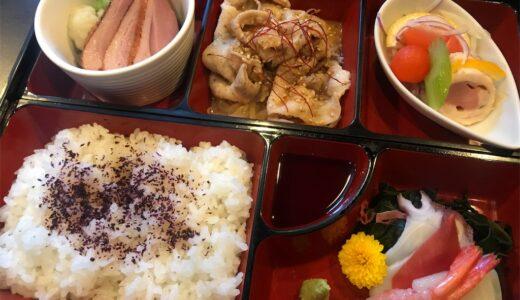 【青森市】個室なので打ち合わせにも使える素敵ランチをdining TSUBAKIで食べる!
