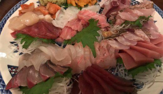 【青森市】白子うまいなぁ〜。新鮮海鮮と青森の地酒が楽しめる「一粋(いっすい) 」